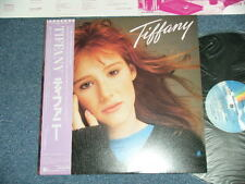TIFFANY Japan 1987 NM LP+Obi TIFFANY