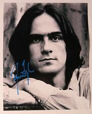 JAMES TAYLOR Signed Autograph 8x10 Photo