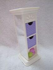 NEW! FISHER PRICE Loving Family Dollhouse SWIVEL STORAGE CUBE ~ Kids Bedroom