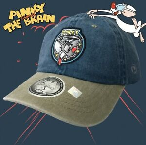 Warner Bros Pinky And The Brain Cap
