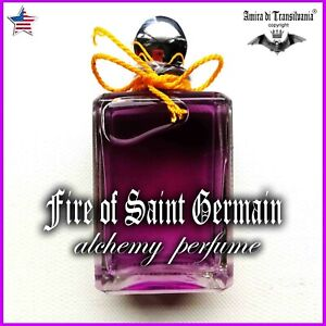 perfume women men magic vintage fragrances essence immortality saint germain set