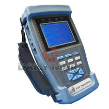 PON PPM-300C Optical Power Meter Telecommunications Cable Tester Tools TFT-LCD