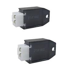 2x 4 Pin Plug Motorcycle Rectifier Voltage Regulator for Thumpstar Pitpro LIFAN