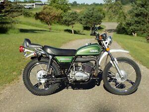 1974 Yamaha DT