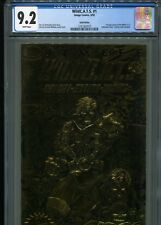 Wildcats #1  (1st app. - Gold Edition)  CGC 9.2  WP