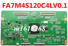 FA7M4S120C4LV0.1 T-Con Board Samsung FA7M4S120C4LV0.1  LTA550HF03 For 55'' TV