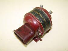 antiguo Transformador Nº 224 Juguete 220 Voltios 4 Voltios 1 Amp