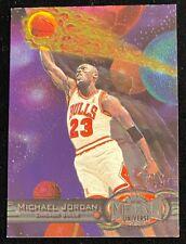 1997 Skybox Metal Universe #23 Michael Jordan HOF Chicago Bull NM+ 2190