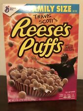 Travis Scott Reeses Puffs cereal FAMILY PACK Sold Out!