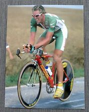 Pressefoto Mario Cipollini 20x15cm, Tour de France 1999