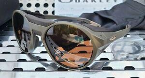 New Oakley CLIFDEN 9440-0456 Sunglasses Matte Olive w/Prizm Tungsten Polarized