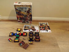 Lego Games 3840 Pirate Code - 100% Complete - Excellent Condition