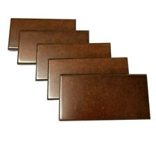 """Award Wall Plaques or Base (4 Pack) 6""""x 3""""x .75"""", Eco Friendly - Wagler Awards"""