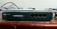 SMC Barricade 4-Port 10/100 Mbps Wired Router #SMC7004BR Firewall, Print Server