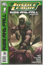 Justice League (Rise and Fall) : DC one shot comic book
