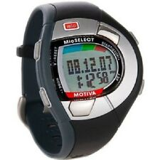 MIO Motiva Heart Rate Daily Calorie Monitor UNISEX Sport Watch w/Extra Band