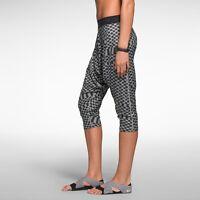 Nike 633437 Women's $70 TADASANA IKAT Capris Pants Training Dance Yoga Gym