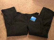 NEW Columbia Bugaboo II Snow Ski Pants Omni Tech Mens Adult M NWT