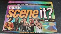 SCENE IT MUSIC DVD TRIVIA GAME COMPLETE NICE CONDITION SCREEN LIFE 2005