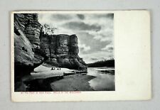 Vintage Postcard 1908 Wisconsin Dells Foot of High Rock Bennett Photography