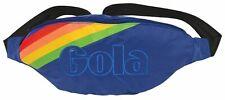 Gola Evans Rainbow Waist Bag Gürteltasche Tasche Blue / Multi Blau Gelb Neu