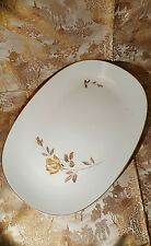 NORITAKE china ROSEWIN 6584 pattern Platter piece  Serving Piece 15½w
