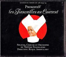 PROKOFIEV- Fiancailles au Couvent 2-CD (Kemal Abdoullaiev/Stanislavski Theatre)