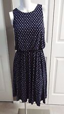 NEW ANN TAYLOR LOFT MULTI COLOR FLORAL PETITE DRESS SIZE XXSP