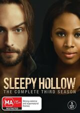 Sleepy Hollow : Season 3 : NEW DVD