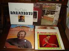 Country-9-Record Album LP Lot