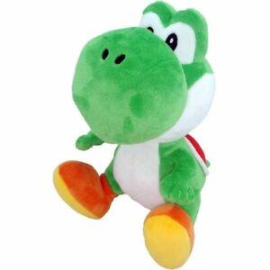 Super Mario Yoshi Verde Plush Verde Peluche 20cm. Nintendo