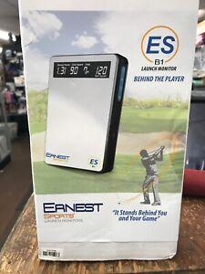 Ernest Sports ESB1 Golf Launch Monitor