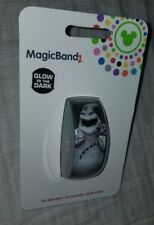 Disney Parks Magic Band Nightmare Before Christmas Oogie Boogie Glow In The Dark