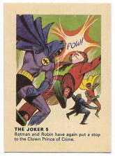 1966 Batman Weeties & Rice Krinkles The Joker 5