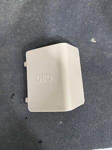 OEM BMW E90 E92 328 335 OBD Driver Left Foot Socket Cover Cap