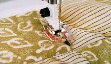 Viking Husqvarna Sewing Machine Clear Stitch in Ditch Foot 412-9274-46*