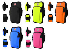 For ZTE Avid 559 Sports Armband Case Cover Running Jogging Camping Hiking Pouch
