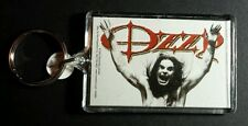 AS-IS OZZY OSBOURNE ARMS IN THE AIR WHITE MUSIC KEY CHAIN KEYCHAIN