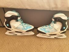 New listing Size 5 – Diamond Nevica ice skates and bag.  Very Good Condition.