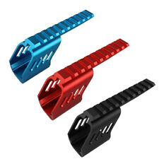 Universal 20mm Picatinny rail red dot Mount Base for glock 17/18 CNC aluminum