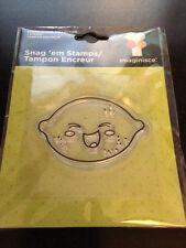 "Imaginisce ""Lemon"" Clear Stamp!!! Berrylicious"