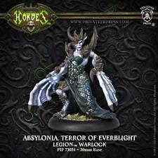 Warmachine Hordes BNIB - Legion of Everblight Absylonia Terror