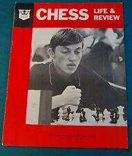 Chess Life & Review November 1969 Anatoly Karpov US Chess Federation