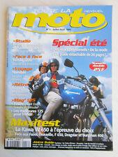 Toute la MOTO N°3 /KAWASAKI W650/KTM DUKE,SUZUKI VL INTRUDER/SUZU BANDIT-INAZUMA