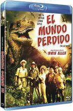 THE LOST WORLD - 1960 - Blu-Ray Michael Rennie, Jill St. John, Irwin Allen NEW