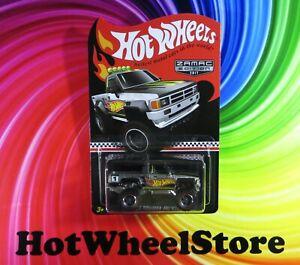 2017 Hot Wheels  RLC  ZAMAC  1987 TOYOTA PICKUP   WALMART MAIL IN   M1-041121