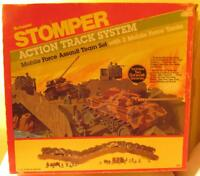 1984 Schaper Stomper Mobile Force Assault Team Set 694 Action Track System