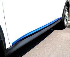 Nissan Juke Set of Side Door Sills In Zama Blue New Genuine KE7601KA00EB