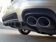 Acura TL Bolt-On Sharkfin Rear Diffuser by s4play