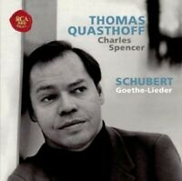 THOMAS QUASTHOFF - LIEDER  CD NEW SCHUBERT,FRANZ